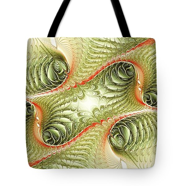 Conjugation Tote Bag by Anastasiya Malakhova