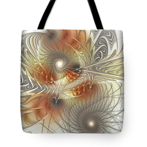 Connection Game Tote Bag by Anastasiya Malakhova