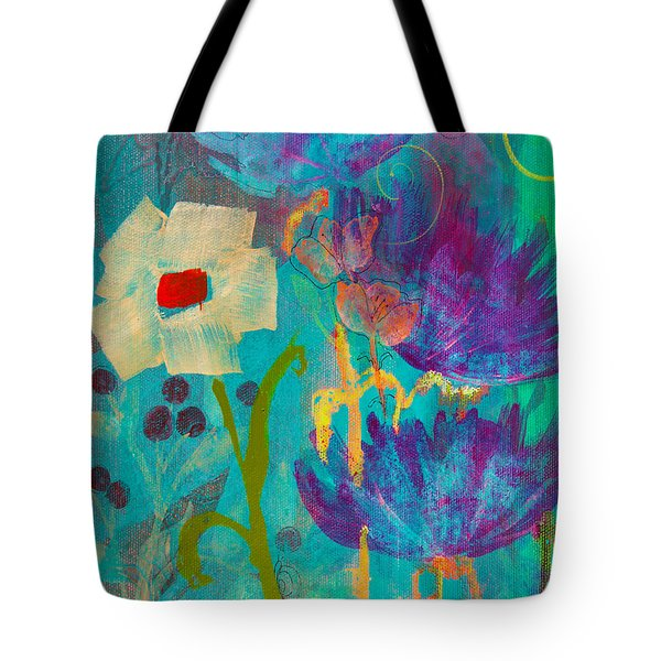Conscious Living Tote Bag by Robin Maria  Pedrero