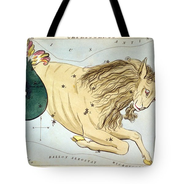 Constellation: Capricorn Tote Bag by Granger