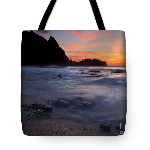 Consumed Tote Bag by Mike  Dawson