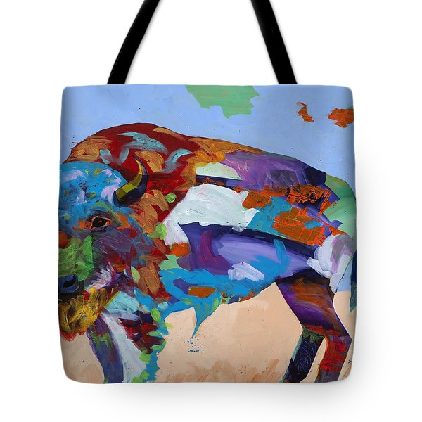 Contemplation Tote Bag by Tracy Miller