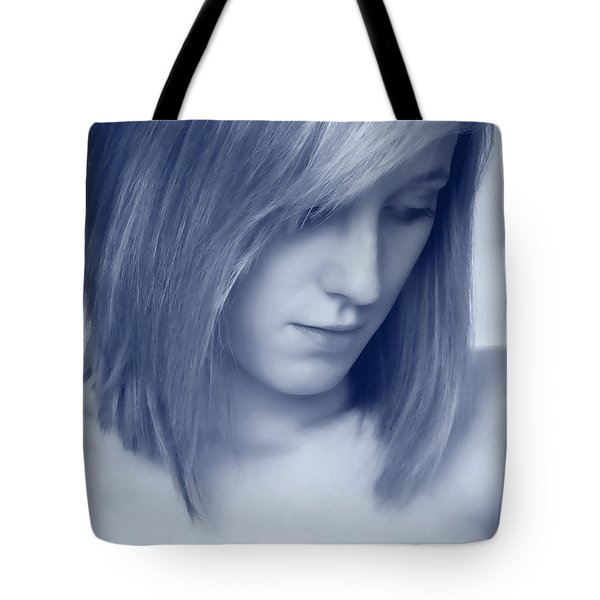Contemplative Tote Bag by Amanda And Christopher Elwell