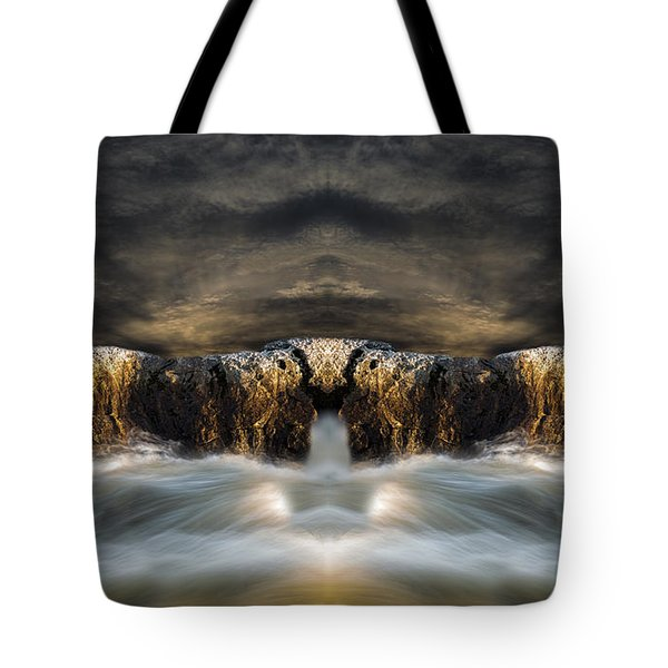Convergence  Tote Bag by Bob Orsillo
