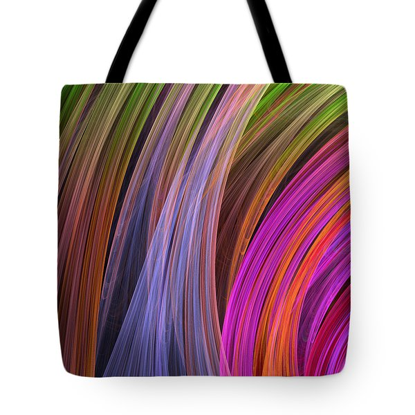 Convergence Tote Bag by RochVanh