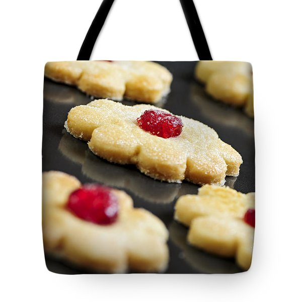 Cookies Tote Bag by Elena Elisseeva