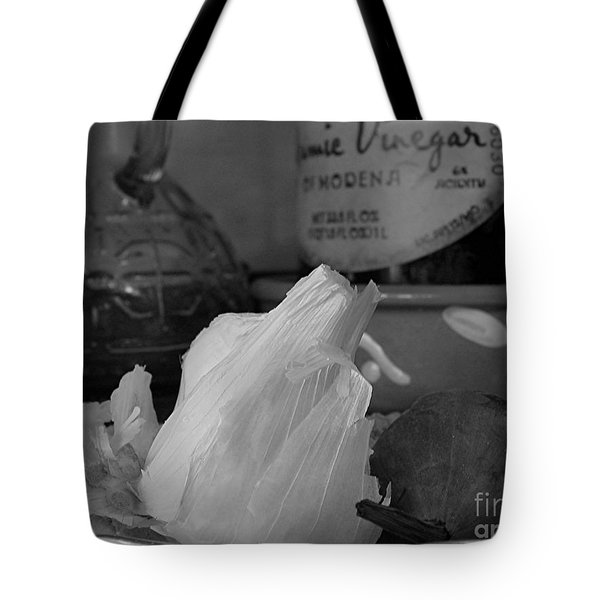 Cooking Tote Bag by Juergen Roth