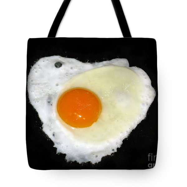 Cooking With Love Series. Breakfast For The Loved One Tote Bag by Ausra Paulauskaite