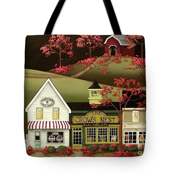 Copper Springs Tote Bag by Catherine Holman