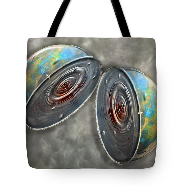 Core Tote Bag by Betsy A  Cutler