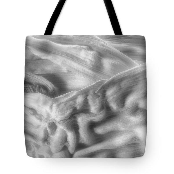 Corn Husk - A Beautiful Chaos Tote Bag by Tom Mc Nemar