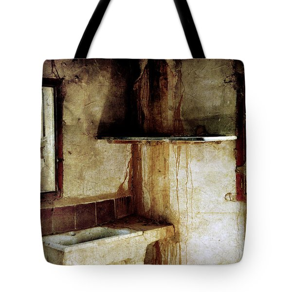 Corner Of Kitchen Tote Bag by RicardMN Photography