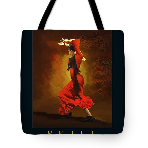 Corporate Art 001  Tote Bag by Catf