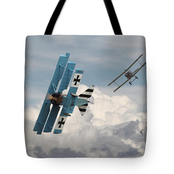 Counterstrike Tote Bag by Pat Speirs