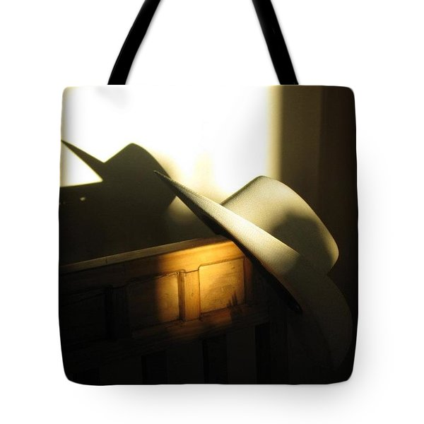 Country Boy Sunrise Tote Bag by John  Glass