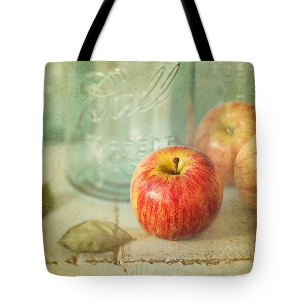 Country Comfort Tote Bag by Amy Weiss