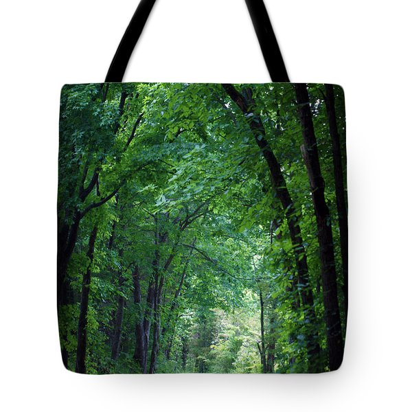 Country Lane Tote Bag by Cricket Hackmann