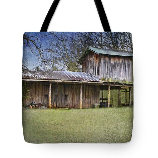 Country Life Tote Bag by Betty LaRue