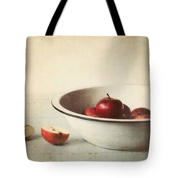 Country Morning Tote Bag by Amy Weiss