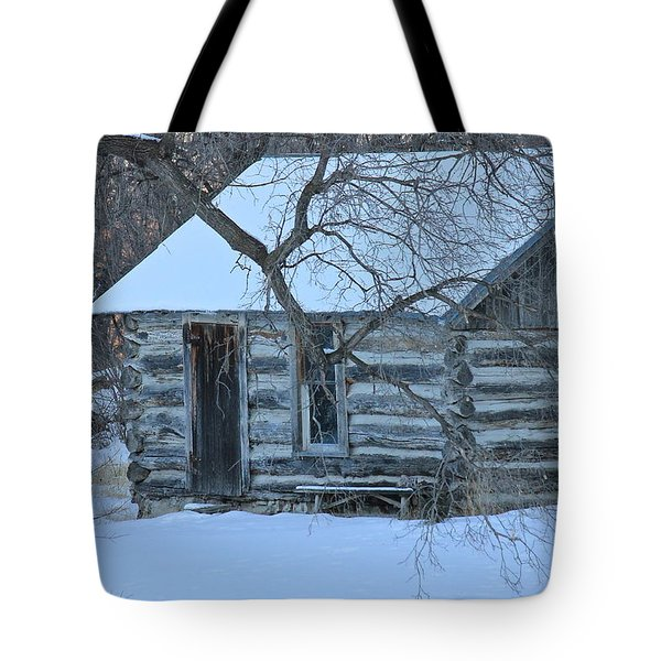 Cozy Hideaway Tote Bag by Penny Meyers