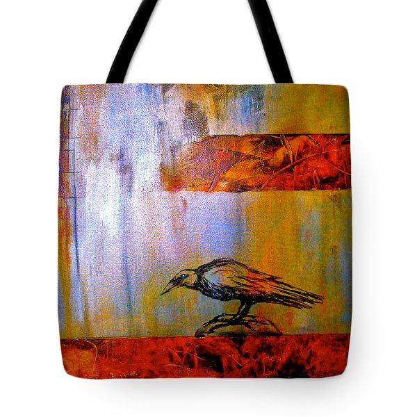 Cria Cuervos Tote Bag by Thelma Zambrano