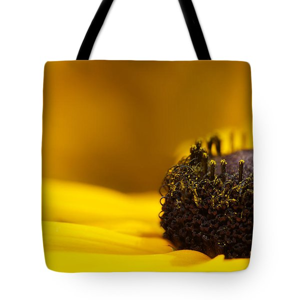 Crowning Sunshine Tote Bag by Lisa Knechtel