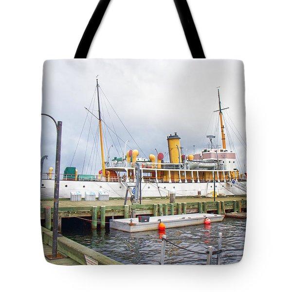 Css Acadia Tote Bag by Betsy C  Knapp