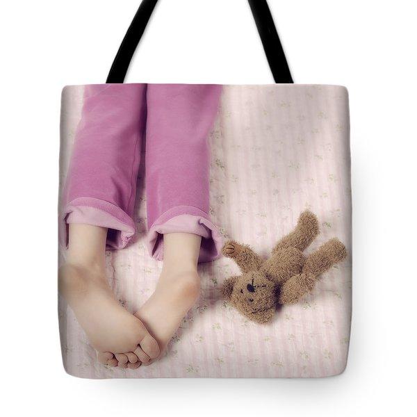 Cuddle Tote Bag by Joana Kruse
