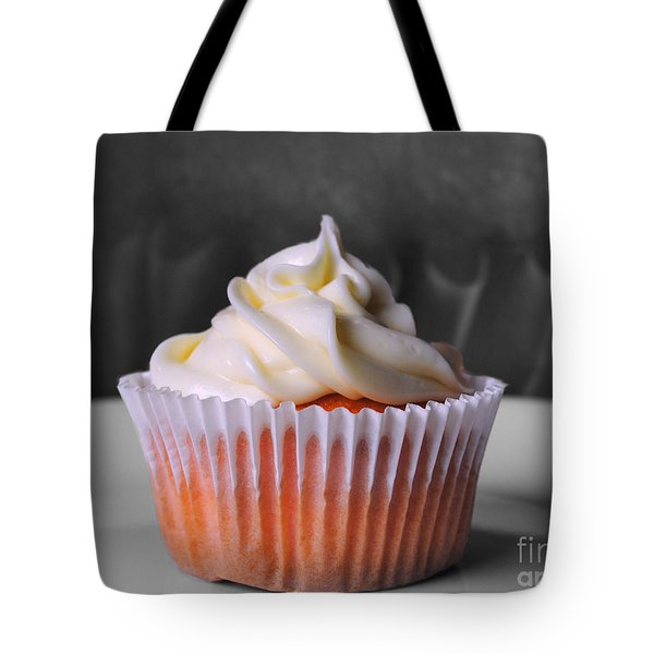 Cupcake II Tote Bag by Jai Johnson