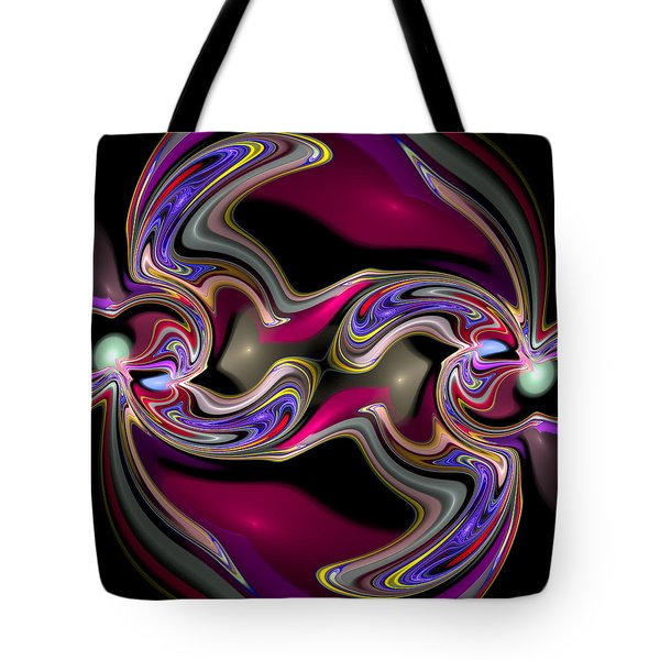 Curbisme-56 Tote Bag by RochVanh