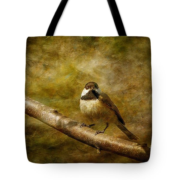 Curiosity Tote Bag by Lois Bryan