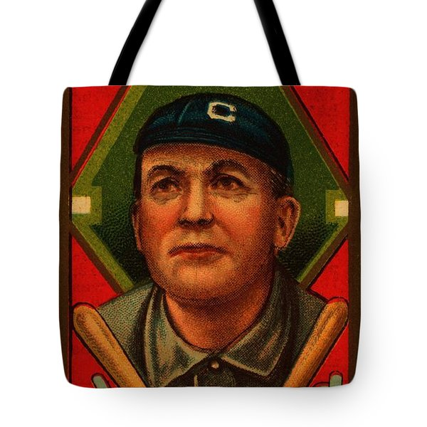 Cy Young 1911 Baseball Card Tote Bag by Movie Poster Prints