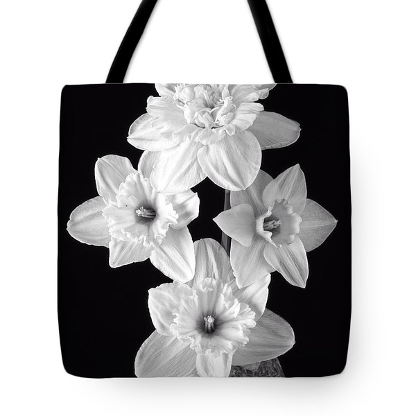 Daffodils Tote Bag by Edward Fielding