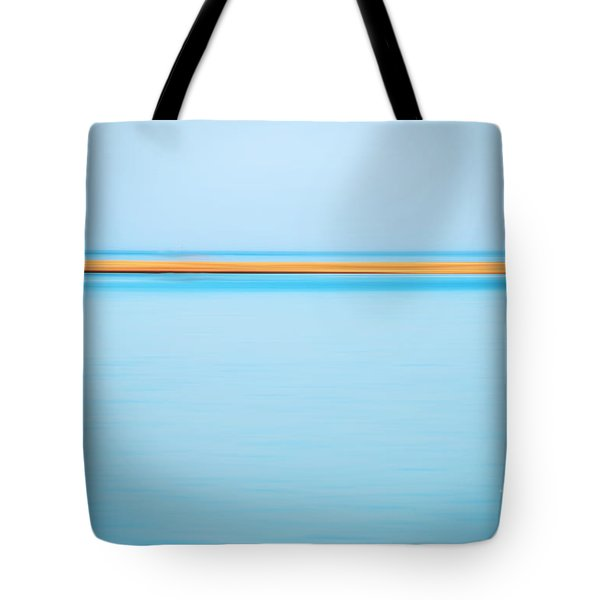 Dahab - Red Sea Tote Bag by Hannes Cmarits