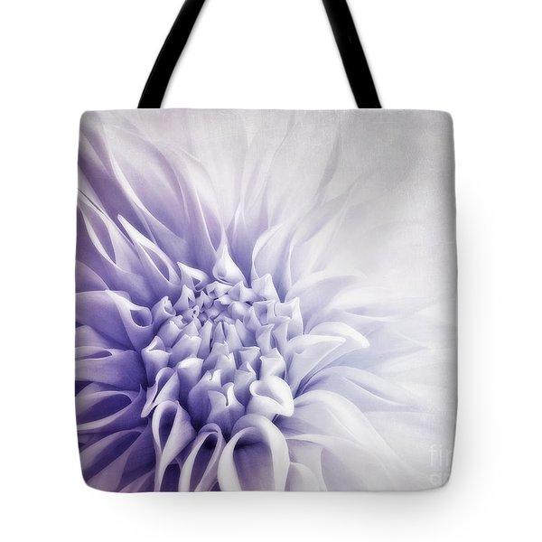 dahlia sun Tote Bag by Priska Wettstein