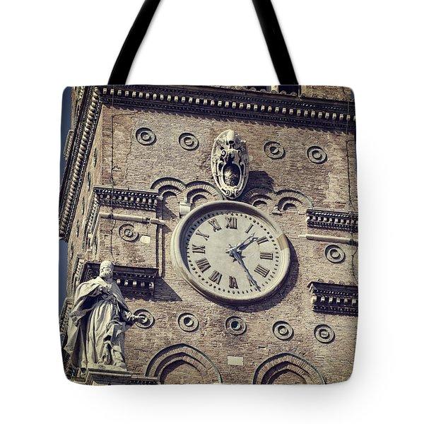 Daily Rhythms Tote Bag by Joan Carroll