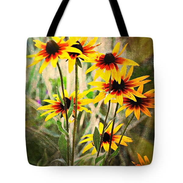 Daisy Do Tote Bag by Marty Koch