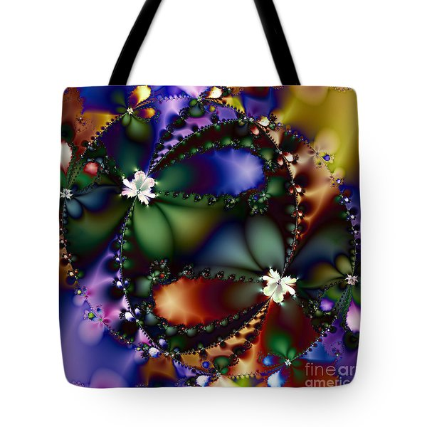 Dance Of The Gypsy Moths On A Moon Lit Night 20130510 square Tote Bag by Wingsdomain Art and Photography
