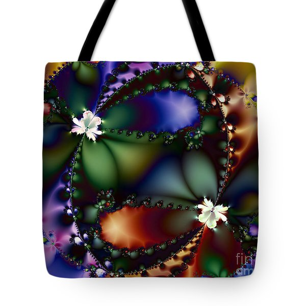 Dance Of The Gypsy Moths On A Moon Lit Night 20130510 Tote Bag by Wingsdomain Art and Photography