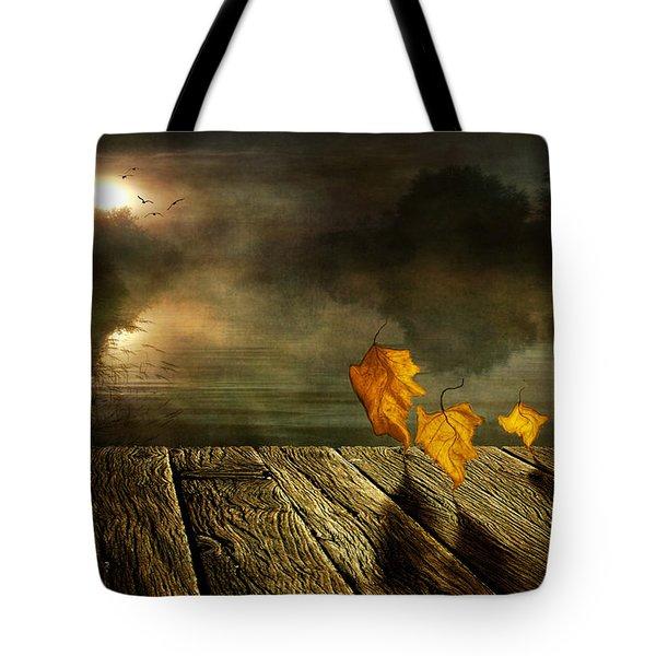 Dance To The Sun Tote Bag by Veikko Suikkanen
