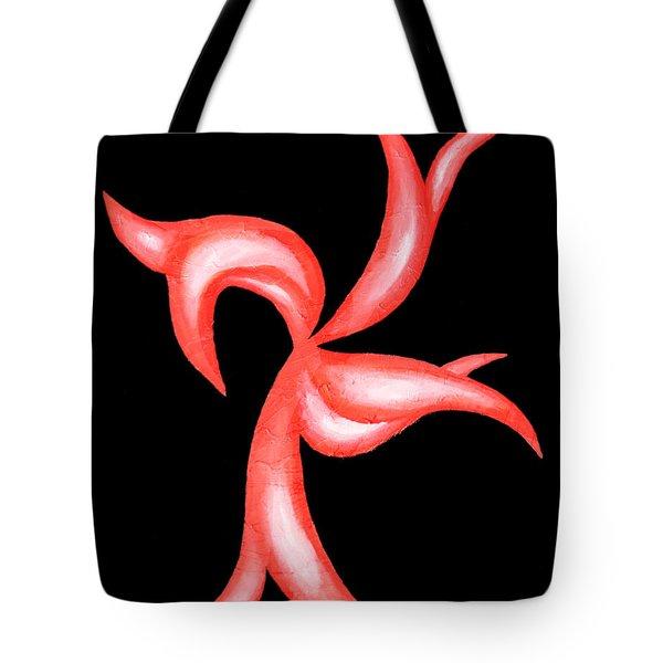 Dancer Tote Bag by Jamie Lynn