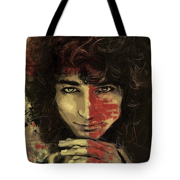 Danny Tote Bag by Corporate Art Task Force