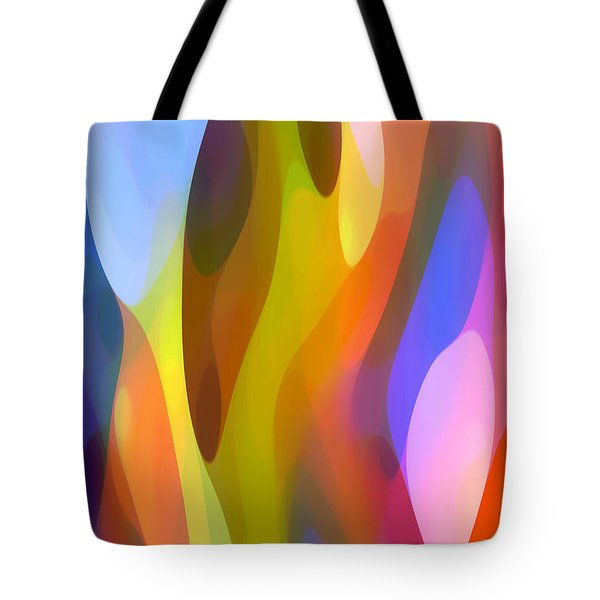 Dappled Light 3 Tote Bag by Amy Vangsgard