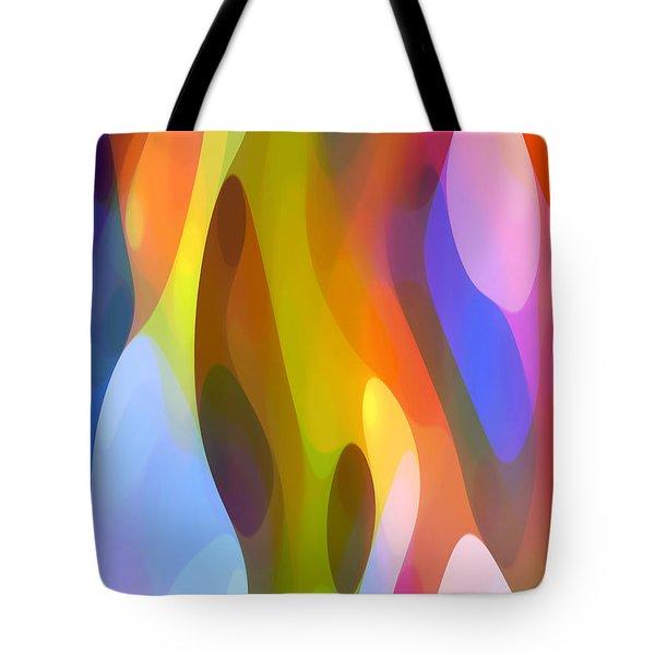 Dappled Light 4 Tote Bag by Amy Vangsgard