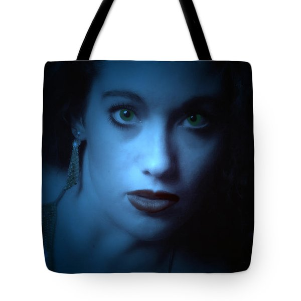 Dark And Mysterious  Tote Bag by Teri Schuster