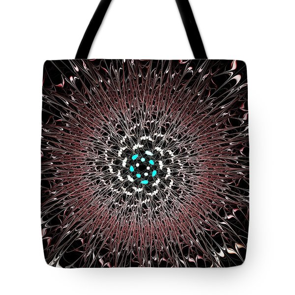 Dark Nexus Tote Bag by Anastasiya Malakhova