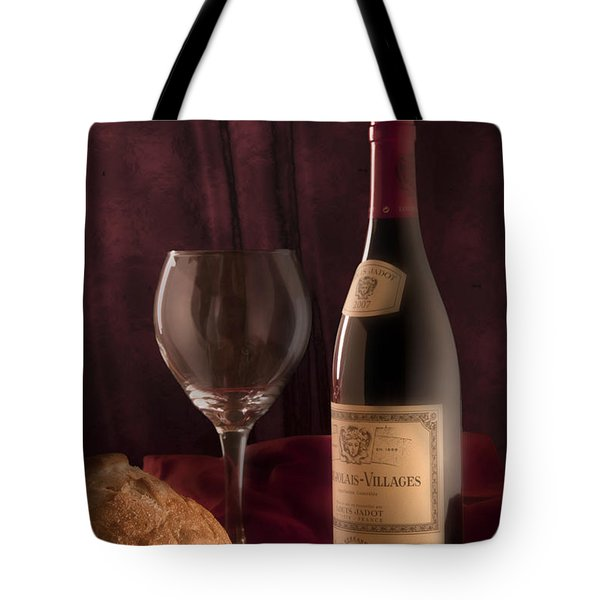 Date Night Still Life Tote Bag by Tom Mc Nemar