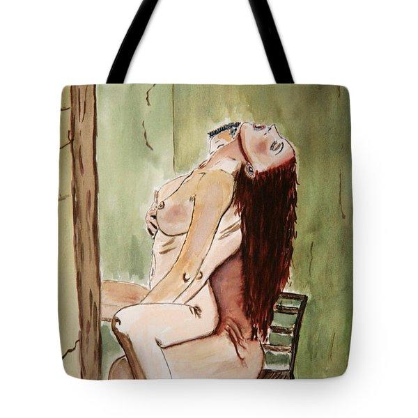 David Passion Tote Bag by Shlomo Zangilevitch