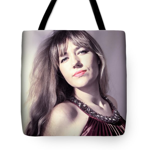 Day Dreaming Tote Bag by Mariola Bitner