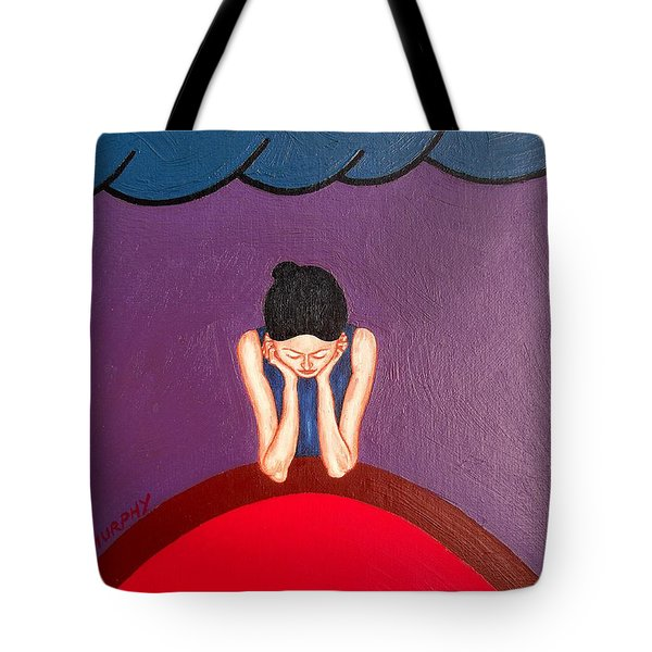 Daydreamer Tote Bag by Patrick J Murphy